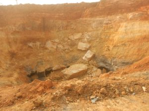 Illegal coal mining continues unabated in Karbi Anglong 1
