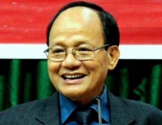 Mizoram home minister R Lalzirliana. Photo: Northeast Now