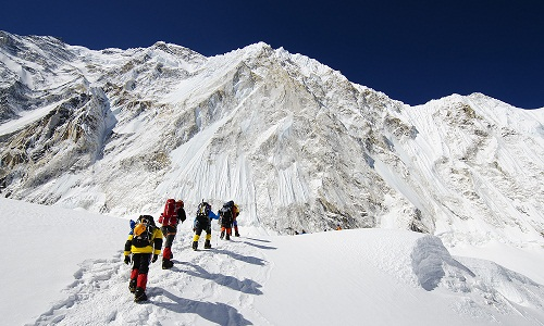 Malaysian climber rescued from Mt Annapurna