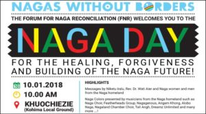 Show of strength and solidarity on First Naga Day in Kohima 2