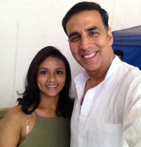 Assamese actress Urmila Mahanta stars in the upcoming film Padman 1