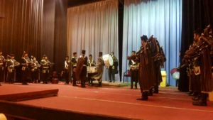 Sikkim school pipe band comes close second in national competition 2