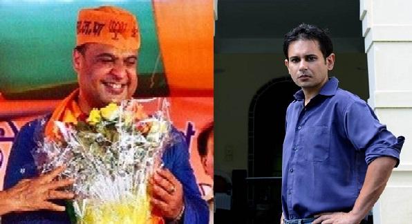 Himanta's meet with Congress leader Pradyot Kishore Debbarman fuels speculations in Tripura 1