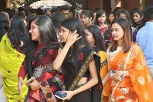 Snippets of Saraswati Puja 3