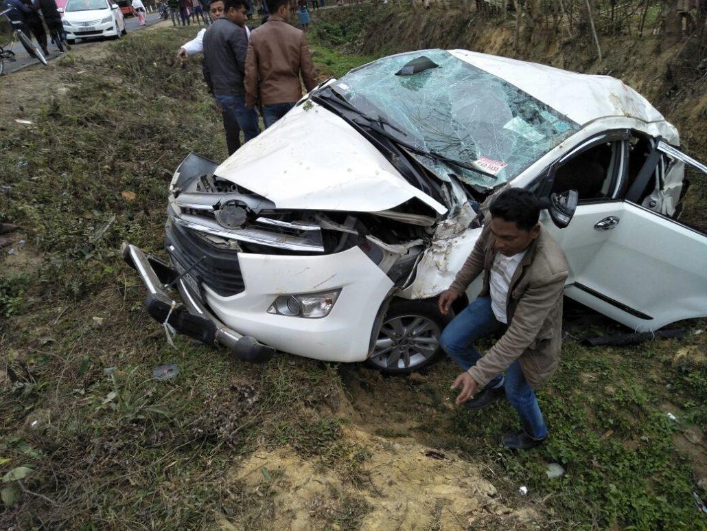 Bordumsa accident