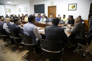 Assam Chief Secretary holds review meeting with investors, assures resolving all issues to ground projects at the earliest 1