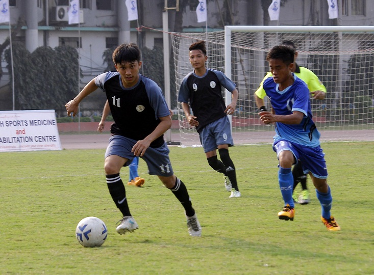 Dr T Ao U-21 NEC Gold Cup Football Championship