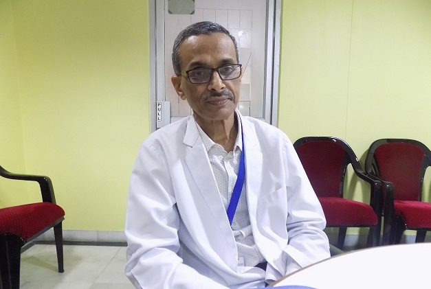 Dr Harsha Bhattacharjee