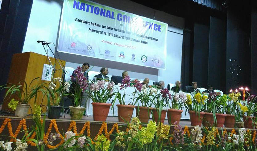 FLORA conference sikkim