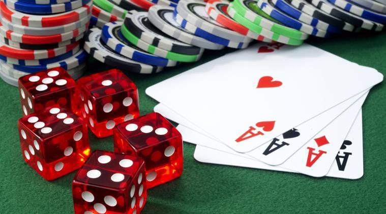 Gambling racket