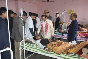 Assam Governor takes stock of development works of Nalbari 3