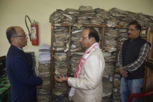 Assam Governor takes stock of development works of Nalbari 1