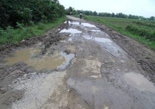 Kalaigaon road