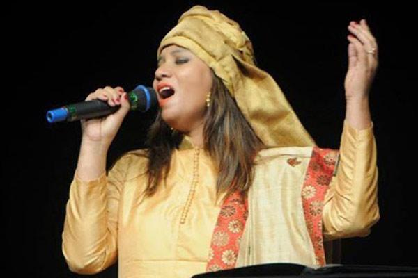 Assam folk singer