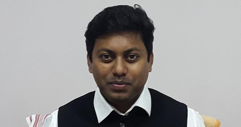 File photo: Junior minister Pallab Lochan Das