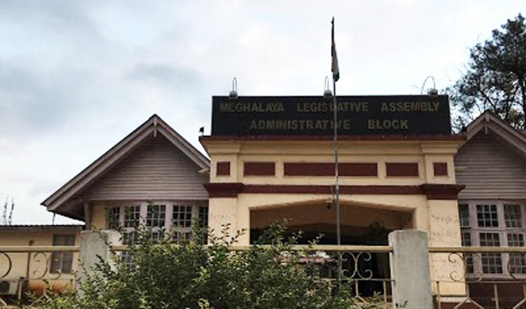 Meghalaya Legislative Assembly building.