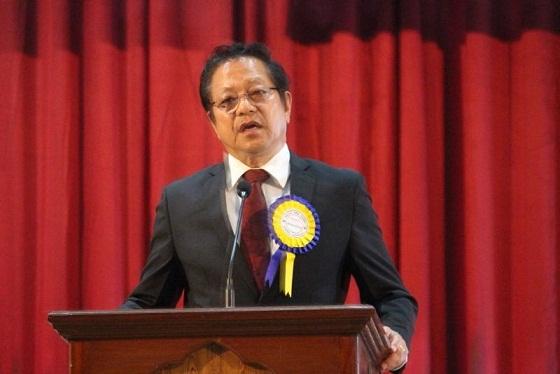 Mizo health minister