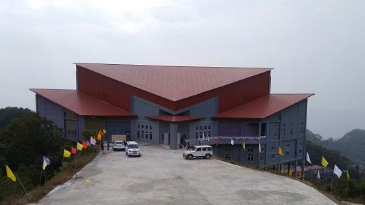 Mizoram stadium