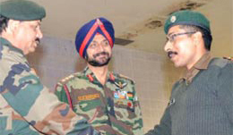 Two NCC officials from Northeast get DG Commendation Card 1
