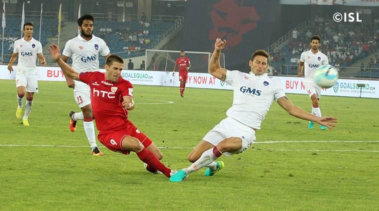 NorthEast United-Delhi Dynamos face-off to salvage pride 1