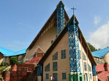 Nagaland church