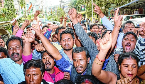 Property row: Rakibul's supporters seek Anil Raja's expulsion 1