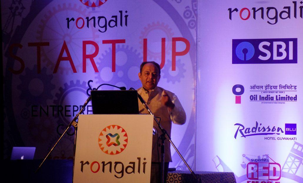 Start-up incubator 'Assam Hub' to be set up soon, says Ravi Capoor 1