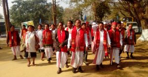 Five-day cultural extravaganza: 44th Karbi Youth Festival gets off to a colourful start 1