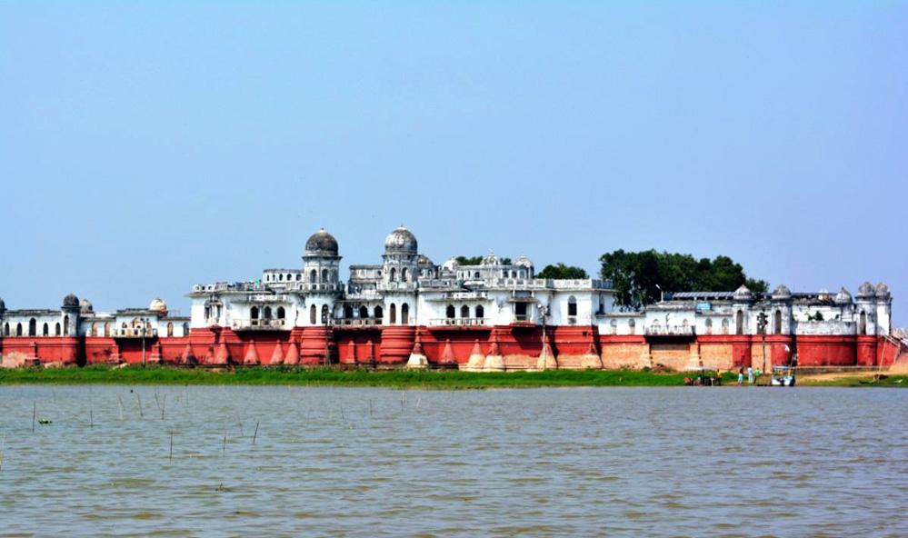 File image of Rudrasagar Lake, Tripura