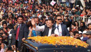 Narendra Modi arriving in Garo Hills later today 4
