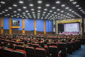 State Convention Hall here at IG Park Itanagar