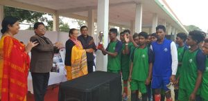 29 Kokrajhar West LAC qualified for zonal level of CM's Tea Tribes FootballTournament 1