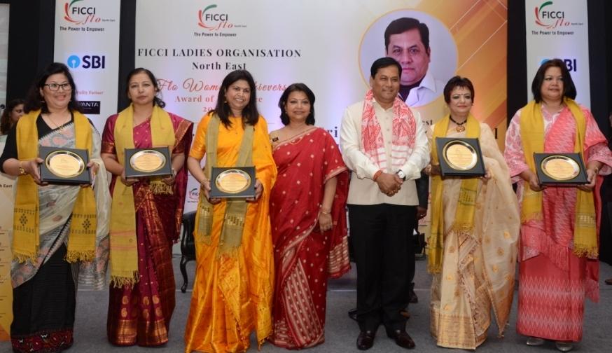 Five Northeast women achievers get awards 1