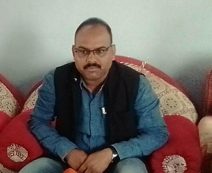 Executive Member of Bodoland Territorial Council (BTC), Jagadish Sarkar