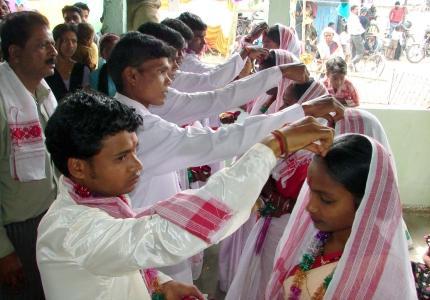 mass wedding in ghy