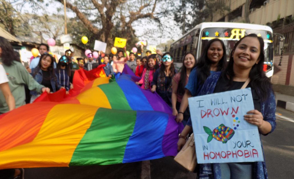 queer pride parade in ghy