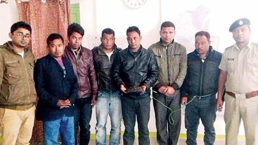 Six poachers including 'sharp shooter' from Arunachal, teacher nabbed in North Bengal 1
