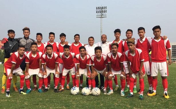 Dr T Ao U-21 Football Tournament: Nagaland beat Sikkim in semi-final 1
