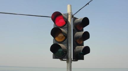 modern traffic signal system in guwahati