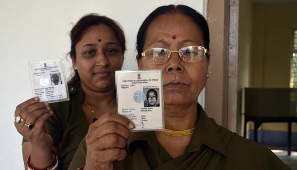 postal ballots cast in tripura