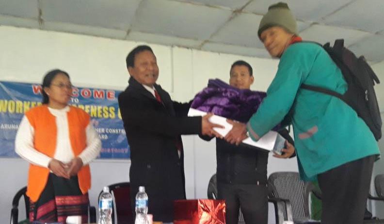 labour awareness camp