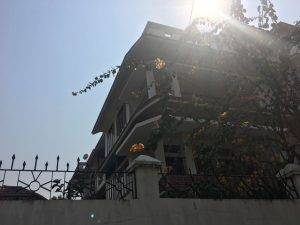 Tarun Gogoi's residence in Beltola Survey, Guwahati