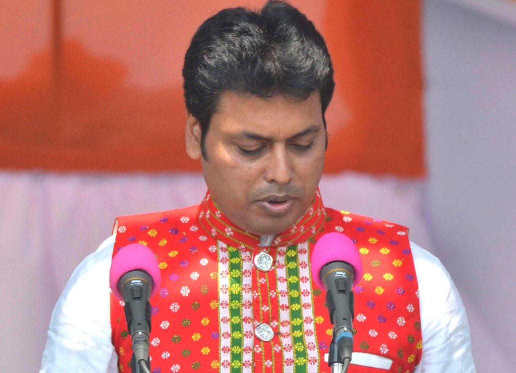 Tripura Chief Minister