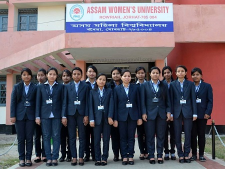 Assam Woman University