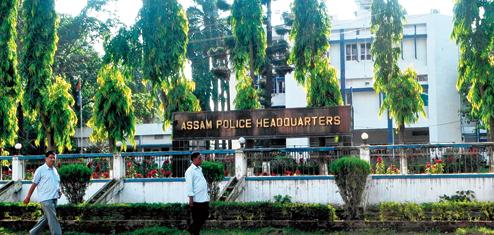 Assam Police headquarters