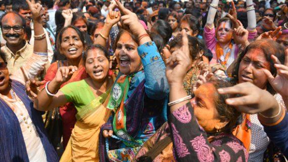 BJP in Tripura