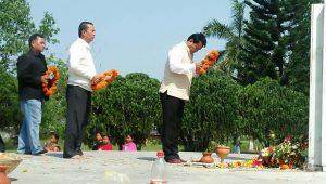 Bodofa Upendra Nath Brahma recalled on his 62nd birth anniversary in Kokrajhar 2