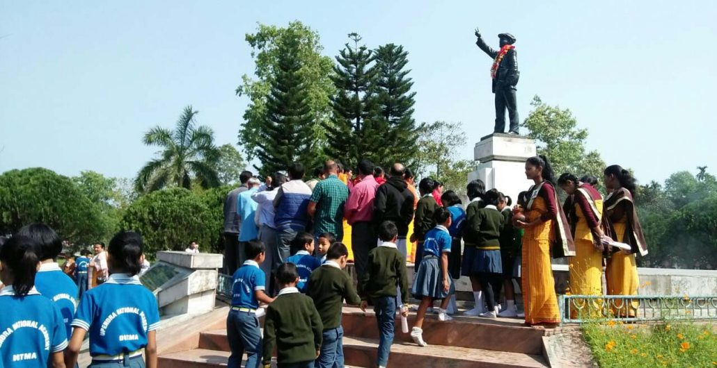 Bodofa Upendra Nath Brahma recalled on his 62nd birth anniversary in Kokrajhar 1