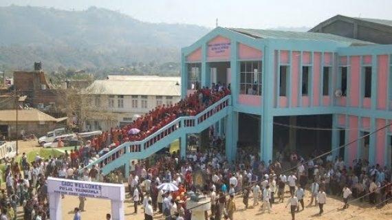 File photo: Chakma Autonomous District Council in Mizoram