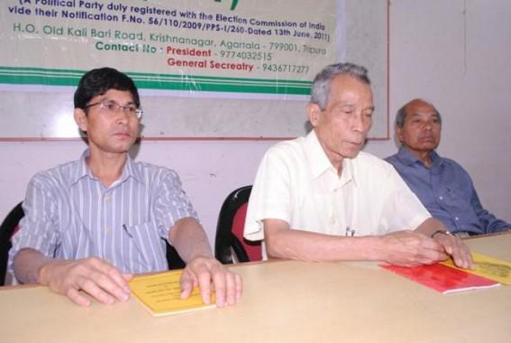 Indigenous People's Front of Tripura (IPFT)